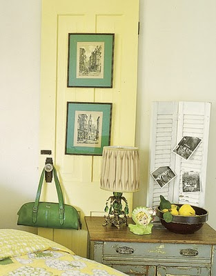 Yellow Green Room Mkovr0507 De Shutter Country Living M