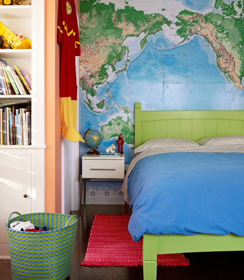 with-flying-colors-world-map-kids-room-1111-lgn   M Street ...